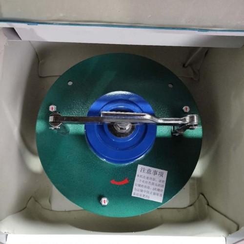 实验室制样粉碎机 GJ100制样粉碎机 密封式研磨设备