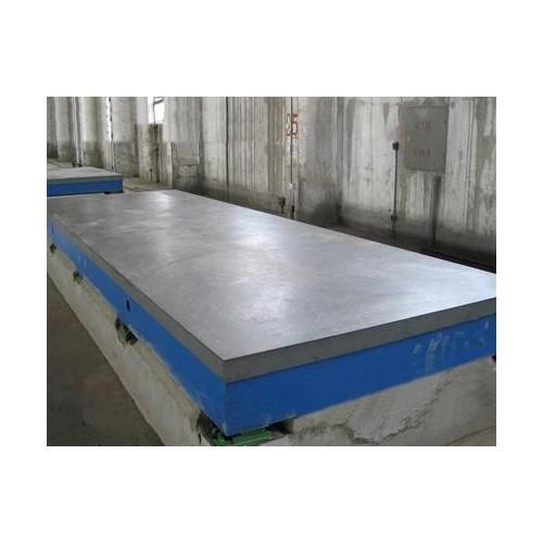 吉林铸铁平台供应商/久丰量具——订制划线平台