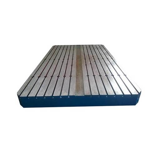 内蒙古铸铁平台制造商/久丰量具品质保证——T型槽平板