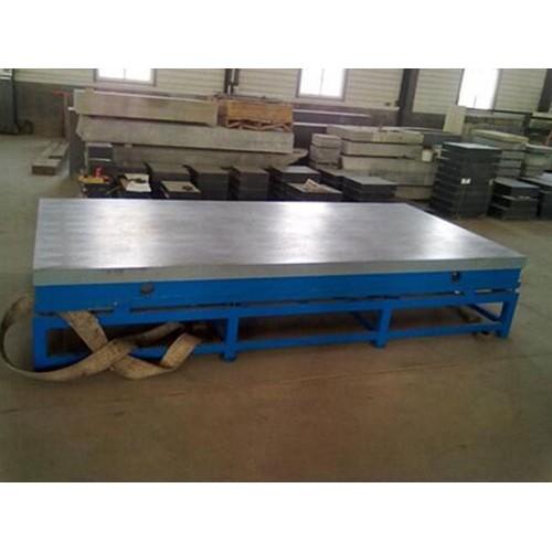 上海铸铁平台制造商/华港机械质量可靠