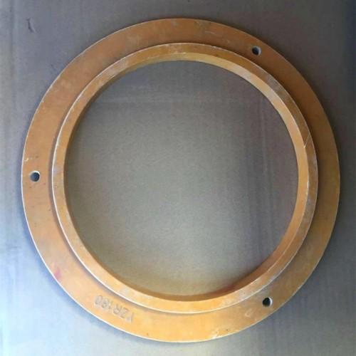 YZR250防尘板 起重电机定子挡尘板 YZR挡尘板