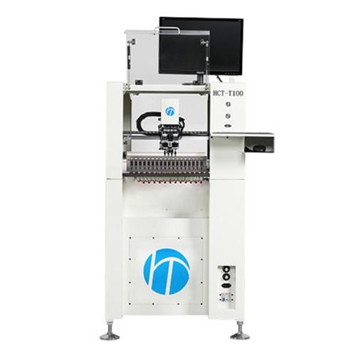 HCT-T100 SMT贴片机 四头贴片机 汉诚通科技