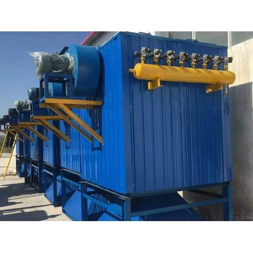 四川锅炉脉冲除尘器-昱玮环保设备订做锅炉布袋除尘器