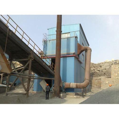 江西石料厂布袋除尘设备|河北昱玮环保公司供应石料厂除尘器