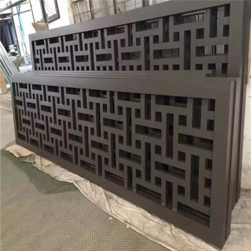 型材方管焊接铝窗花
