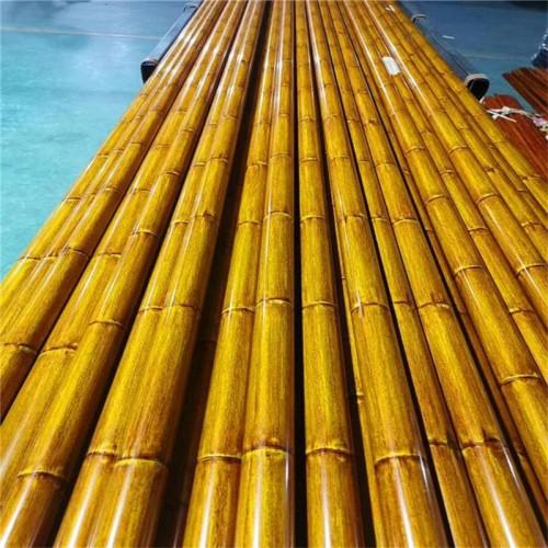 仿竹子铝圆管厂家