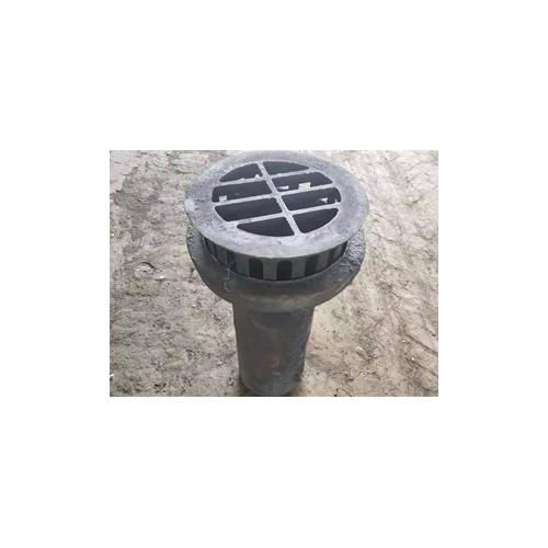 陕西泄水管生产/峻和机械公司加工定制铸铁泄水管