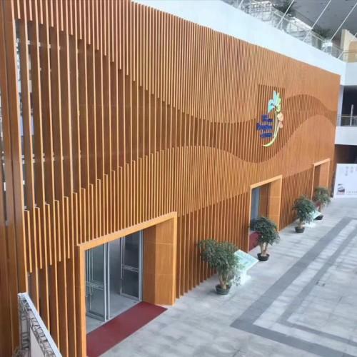 外墙装饰铝方管厂家