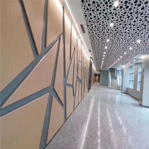 冲孔铝单板吊顶施工工艺及要求