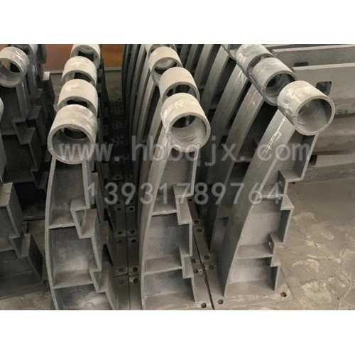 山西铸铁桥梁支架生产~河北泊泉机械制造