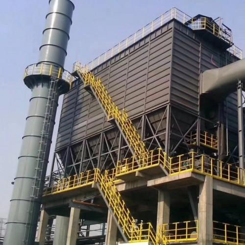 10吨燃煤锅炉除尘器三万风量500平除尘器设计