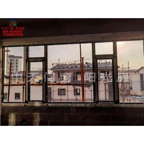 沈阳门窗系统断桥铝窗沈阳中天门窗