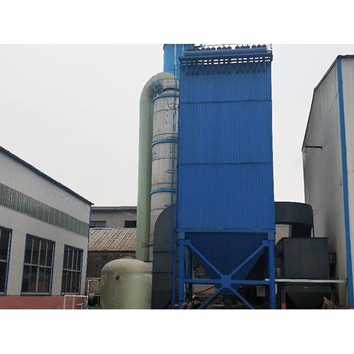 河北脉冲单机除尘器/河北超洁环保公司生产定制
