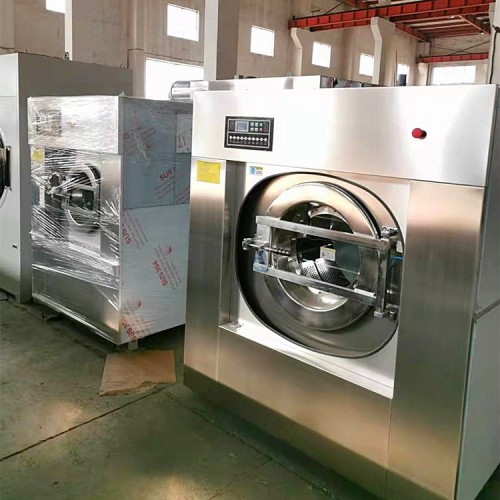 广东养老院床单被套洗衣机烘干机设备