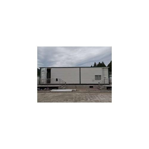 湖南单侧展翼集装箱生产商/鑫创意集装箱/加工模块化集装箱房屋