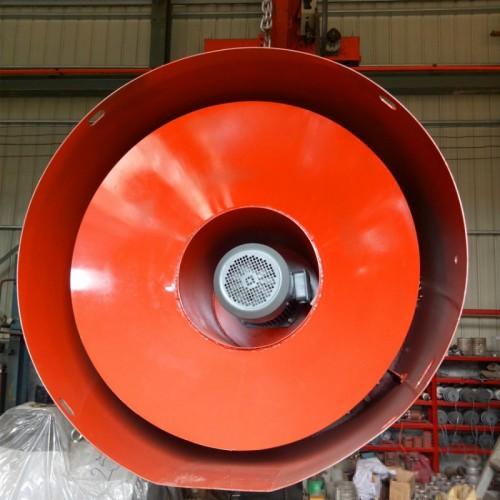 电机散热风机 H560 离心式双风筒风机 分体式通风机