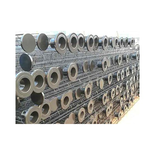 河南商丘不锈钢除尘袋笼厂|正威环保|滤袋骨架制造