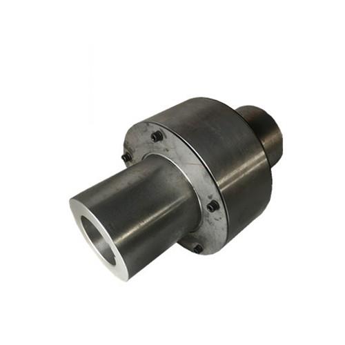 上海弹性柱销联轴器生产商/朗动传动机械/加工蛇形弹簧联轴器