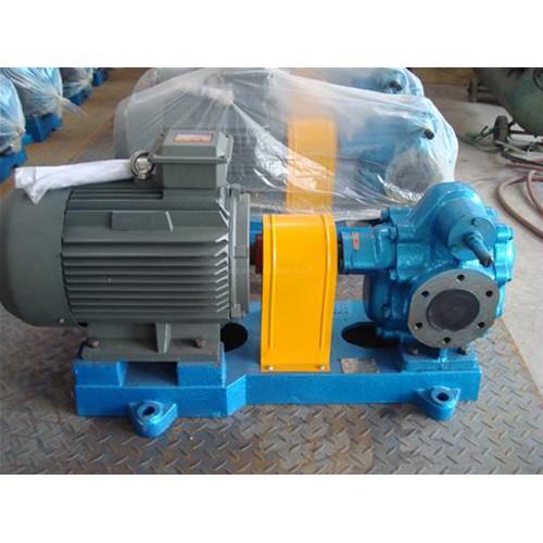湖南齿轮泵制造厂家_泊头海鸿泵阀_厂家现货KCB齿轮泵