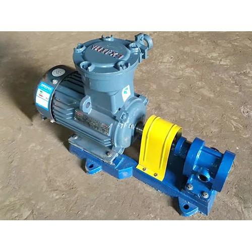 上海不锈钢泵加工企业-海鸿泵阀-厂家供货2CY型齿轮泵