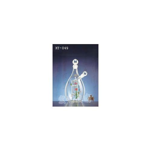 江西玻璃工艺酒瓶~宏艺玻璃制品公司
