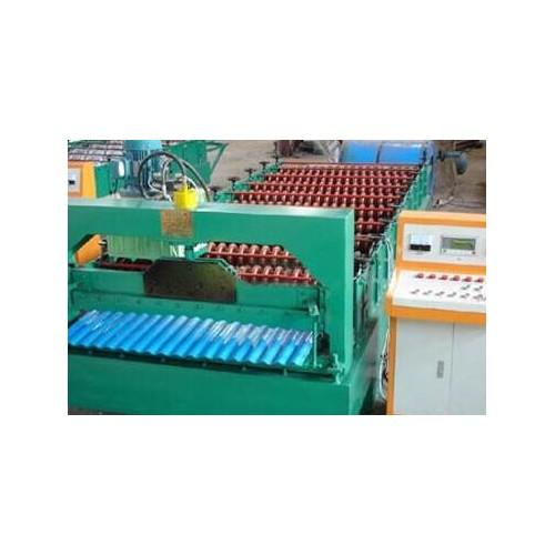 江西南昌压瓦机设备「益商压瓦机」彩钢设备厂家