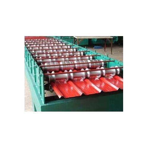 湖北武汉压瓦机「益商压瓦机」彩钢压瓦机行业制造
