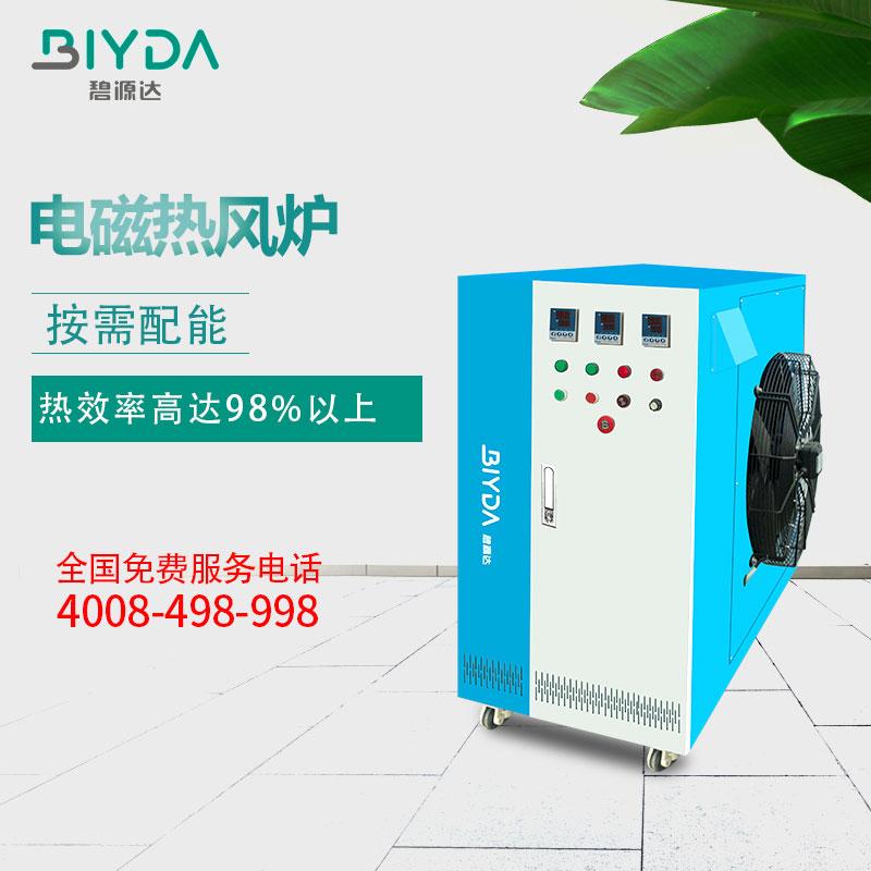 碧源达40-80KW电磁热风炉 电磁热风炉厂家