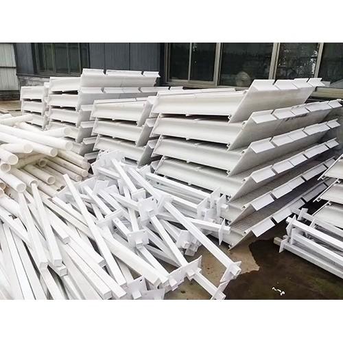安徽合肥屋脊式除雾器「永博环保」屋脊式不锈钢除雾器厂家