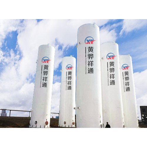 天津液氧储罐制造厂家~百恒达祥通机械加工二氧化碳储罐