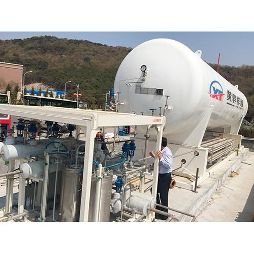 湖北LNG储罐制造厂家-百恒达祥通订做液化天然气储罐