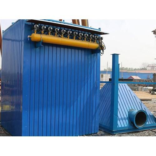 青海脉冲单机袋式除尘器定做_辉科环保设备生产脉冲单机除尘器
