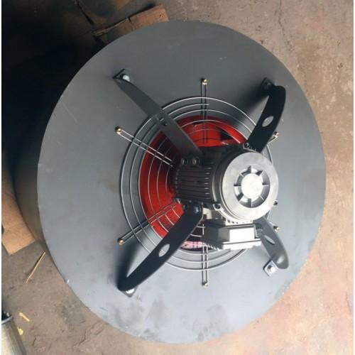电机散热冷风机HL-355AA变频电机散热风机电机强冷风机