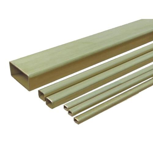 广西黄铜管厂家~河间通海厂家定做异型黄管
