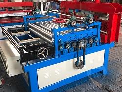 广西冷板开平机/博文压瓦机械厂订制加工