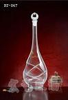 湖南手工艺酒瓶订制 河间宏艺玻璃量大从优