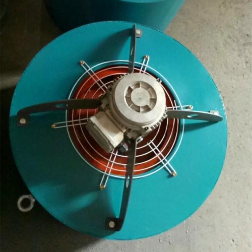 工频电机用通风机离心风机QL-315-4-AA电机散热通风机