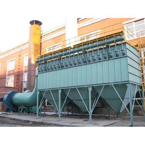 广西单机除尘设备订制厂家|新疆东华顺通定制脉冲袋式收尘器