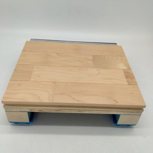 进口枫桦木隔音耐磨地板柞木地板生产厂家