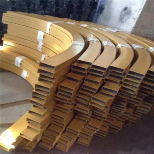 佛山型材铝方管拉弯厂家