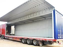 新疆特种集装箱制造商/鑫创意集装箱公司厂家加工