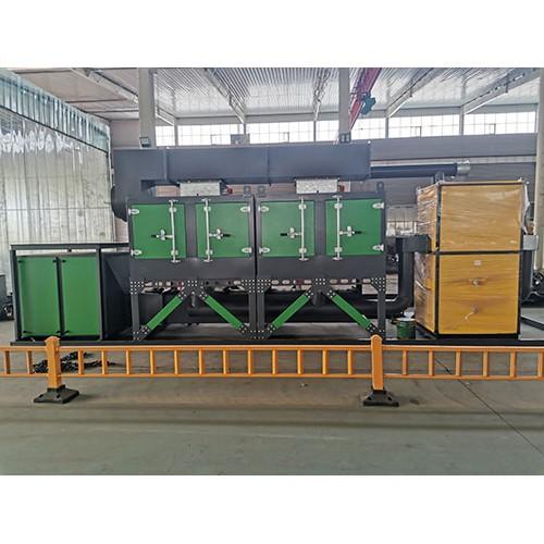催化燃烧设备定制厂家/共识环保设备质优价廉