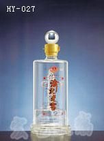 浙江工艺酒瓶生产订做|宏艺玻璃制品公司价格从优