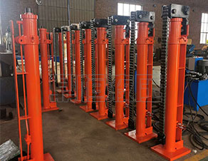 河南液压顶升设备厂家 鼎恒液压厂价定制液压顶升装置