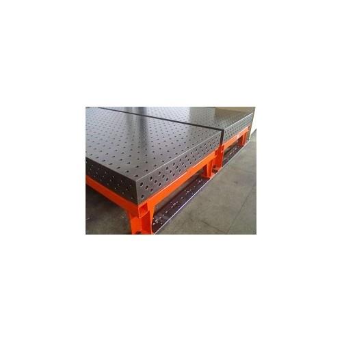 北京三维焊接平台「仁丰量具」-三维铆焊平台厂家