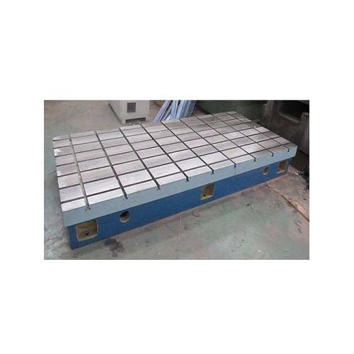 安徽合肥T型槽平板「康恒工量具」-铸铁圆形平板哪家好