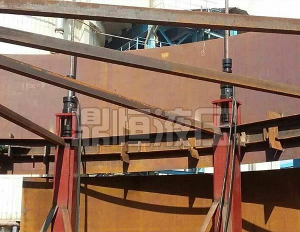 云南液压提升装置加工企业 鼎恒液压厂家直营煤气柜顶提升设备
