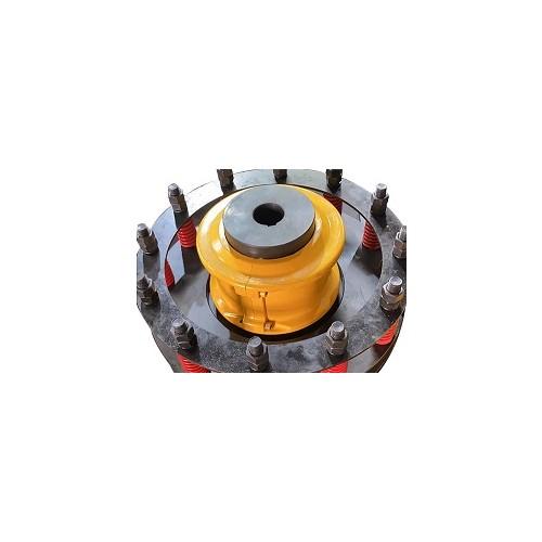 宁夏蛇簧联轴器制造厂家/河北朗动传动机械公司/制造齿式联轴器