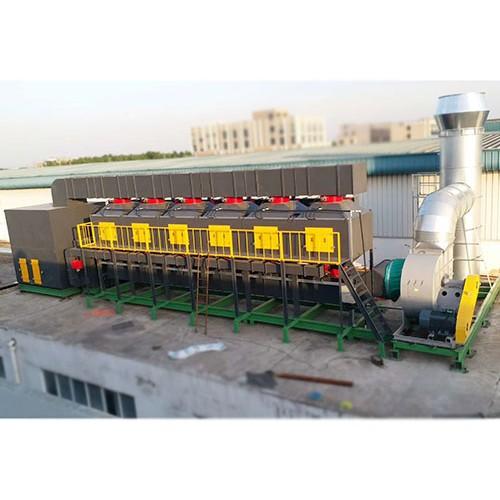 天津催化燃烧一体机订制加工/共识环保设备性能稳定