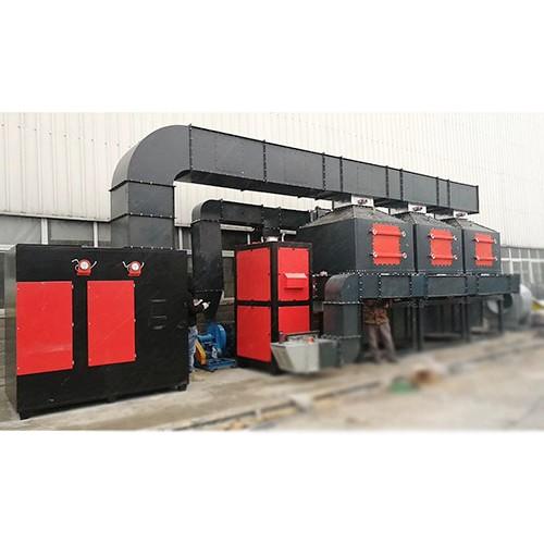 湖南RCO催化燃烧设备订做厂家/共识环保设备有限公司售后完善